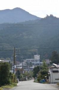 JR紀勢本線 滝原駅前から望む大紀町役場方向