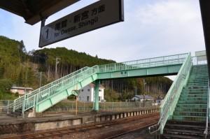 JR紀勢本線 滝原駅