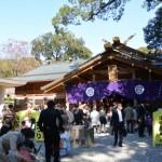 七五三(猿田彦神社)