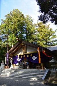 例祭(頭之宮四方神社)