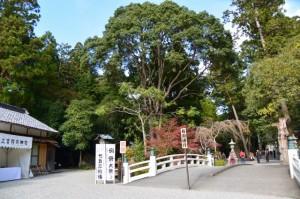 唐子橋付近(頭之宮四方神社)
