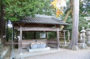 積田神社(名張市夏見)