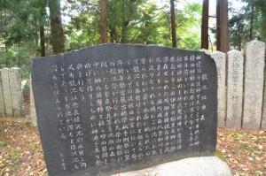 積田神社、鏡池社由来(名張市夏見)