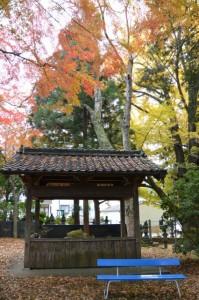積田神社、バリアフリー散策の道付近(名張市夏見)