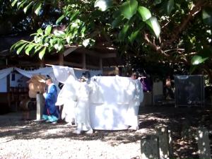 遷座祭 八幡神社(鳥羽市船津町)2013年10月13日