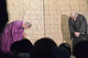 演劇 「命なりけり~西行、覚悟の旅立ち」(賓日館)