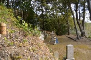 河村瑞賢公園から大仙寺へ(南伊勢町東宮)
