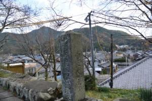 大仙寺からの風景(南伊勢町東宮)