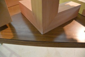 木組み・継手と組手の説明模型(斎宮復元建物工事見学会)