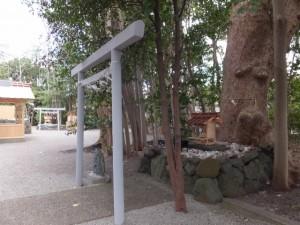 橘神社、山の神(伊勢市黒瀬町)