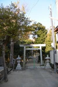 加良比神社、伊勢-4