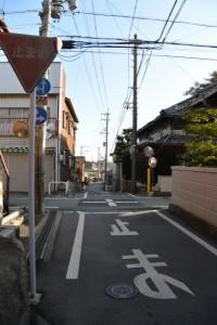 加良比神社参道入口付近、伊勢-4(2038)