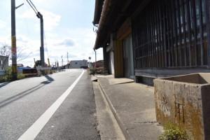 三渡橋(三渡川)付近、伊勢-4