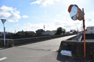 三渡橋(三渡川)、伊勢-4
