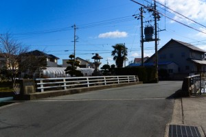 塚本橋(百々川)、伊勢-5