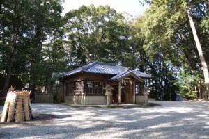 神戸神社、伊勢-5