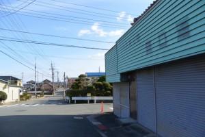 伊勢-5(5053)付近