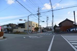 松阪市下村町交差点、伊勢-5(5961)