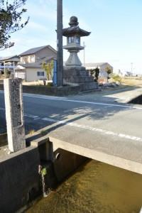 大日寺の町石と常夜燈、伊勢-5(6545)