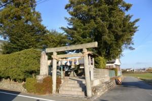 早馬瀬神社、伊勢-5