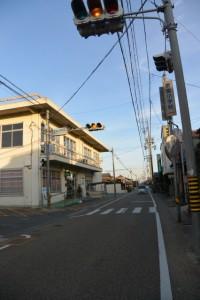 斎宮小学校前交差点、伊勢-5(12511)
