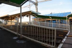 近鉄山田線 斎宮駅