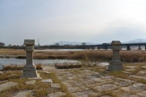宮川桜の渡し跡(左岸)、伊勢-6(8282)