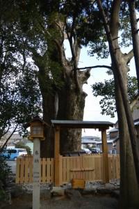 山之神社(伊勢市通町)