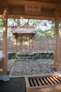 御薗神社(御薗町王中島)