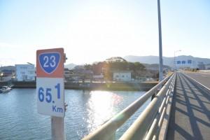 国道23号 勢田川橋