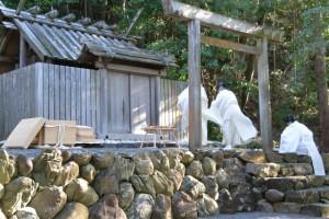 元始祭(朝熊神社、皇大神宮摂社)