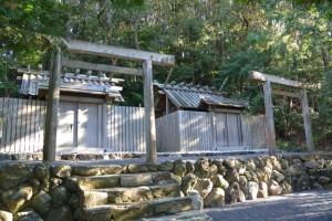 朝熊御前神社(皇大神宮摂社)、朝熊神社(同摂社)
