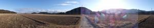 加努弥神社から五十鈴川左岸へ