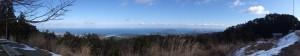 朝熊ヶ岳(朝熊山)からの眺望