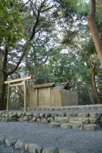 志宝屋神社(豊受大神宮末社)