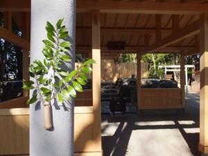 橘神社(伊勢市黒瀬町)