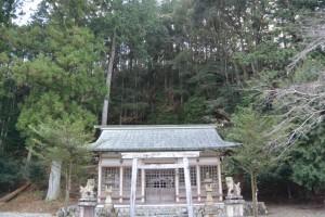 並大神社(大紀町崎)