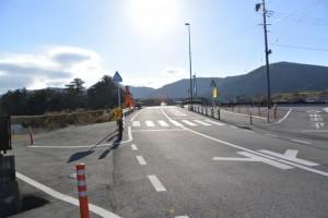 五十鈴橋(五十鈴川左岸側)