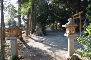 竹神社(明和町斎宮)