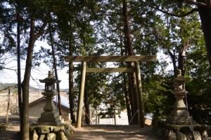 幸神社(玉城町積良)