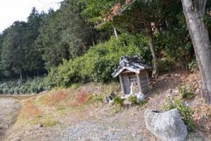 山田寺付近(玉城町山神)