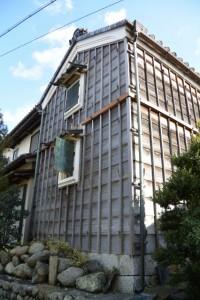 宇須乃野神社から高向の札場(5)へ