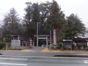 水屋神社(飯高町赤桶)