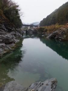 櫛田川(水屋神社付近)