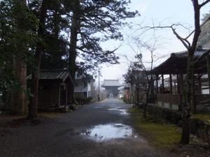 丹生大師 神宮寺(多気町丹生)