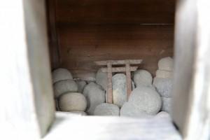 五輪塔(五ヶ所神社付近)