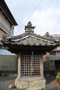 庚申堂(五ヶ所神社付近)
