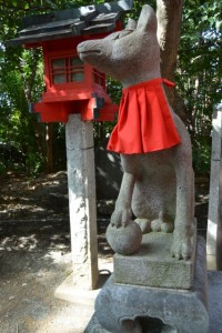 吉家神社(吉家稲荷神社)(伊勢市河崎)
