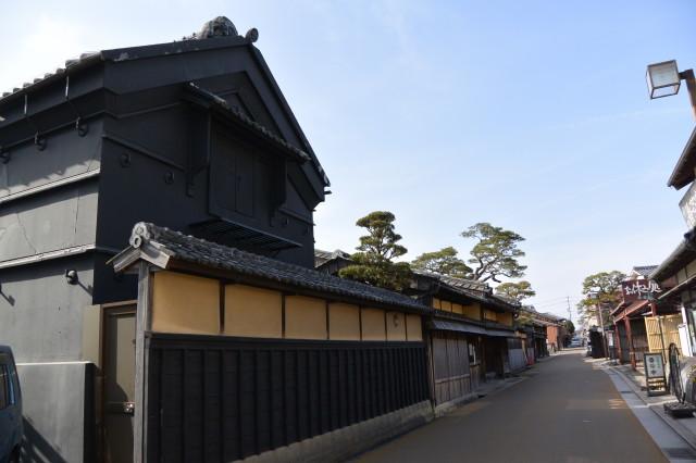 旧長谷川邸(松阪市)