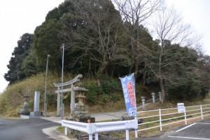 白山比咩神社(津市白山町南出)